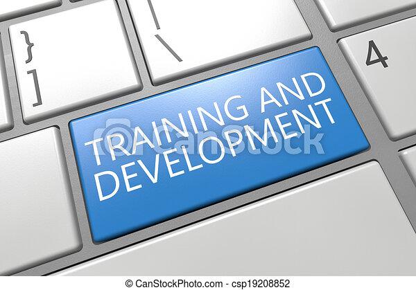 desarrollo, entrenamiento - csp19208852
