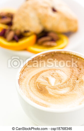 Desayuno - csp18768346