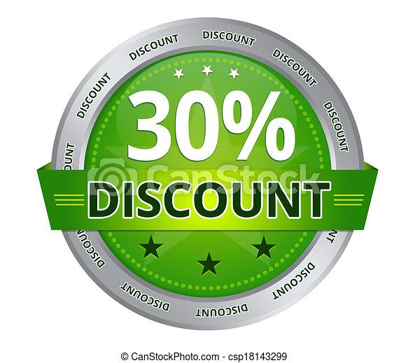 30% de descuento - csp18143299