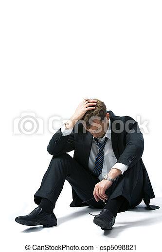 Desempleo - csp5098821