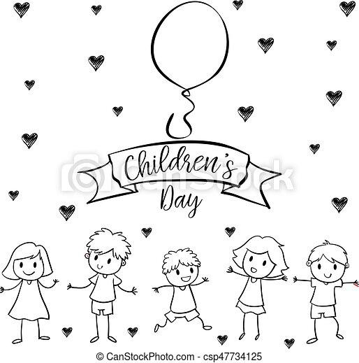 Desenhar Dia Desenho Mao Criancas Crianca Desenhar Arte