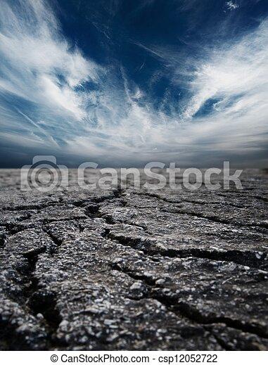 Desert background - csp12052722
