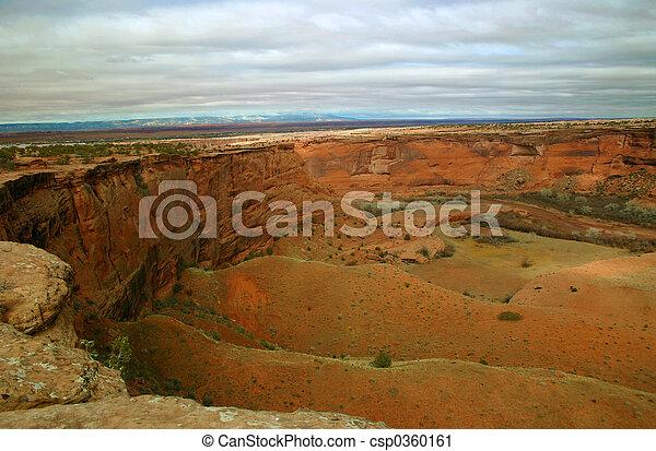 Desert Canyon - csp0360161