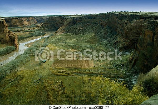 Desert Canyon - csp0360177