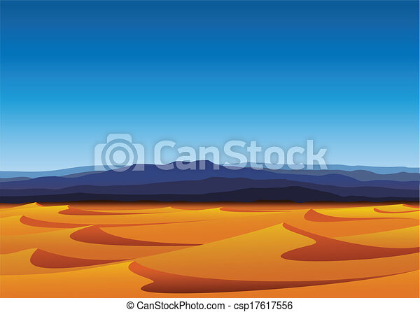 Desert - csp17617556