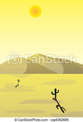 Desert - csp6362689