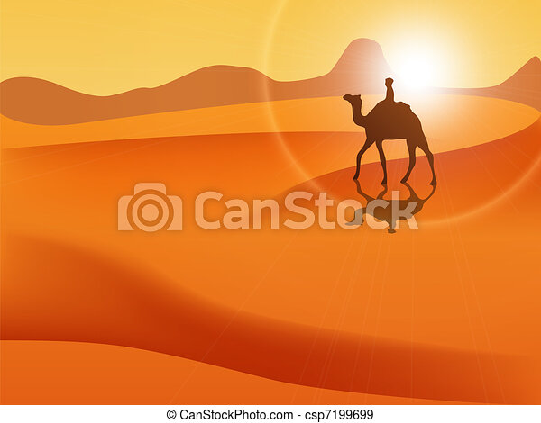 Desert - csp7199699