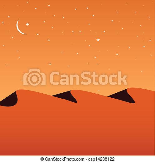 desert - csp14238122
