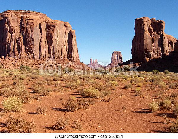 Desert Pathway - csp1267834