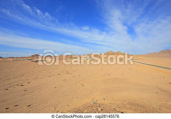 Desert - csp28145576