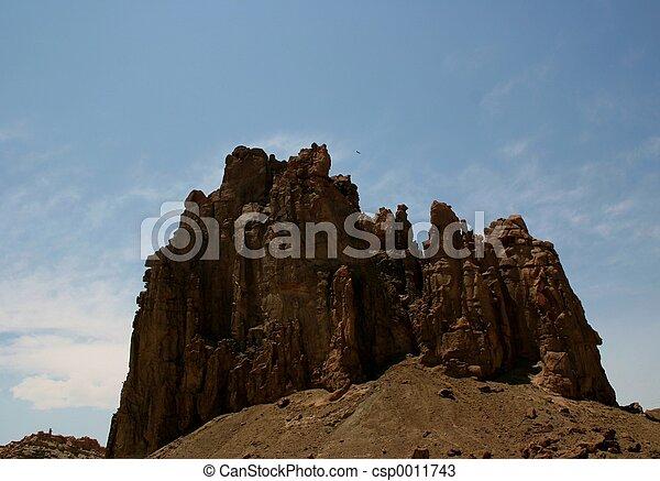 Desert Rocks - csp0011743