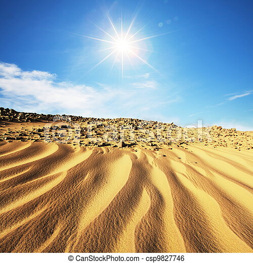 Desert - csp9827746