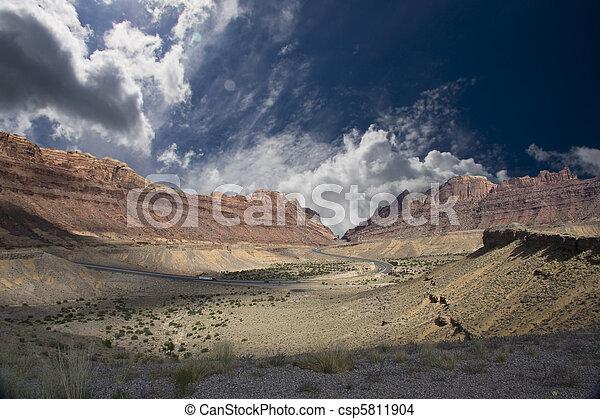 Desert Valley - csp5811904