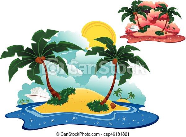 Islas del Desierto - csp46181821