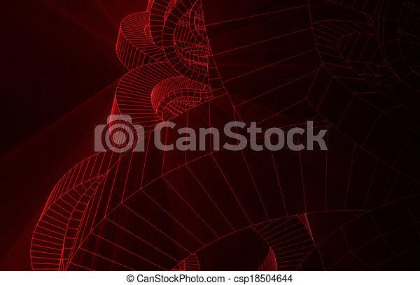 design, architektur - csp18504644