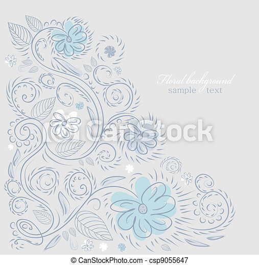 design, bakgrund, utsirad - csp9055647