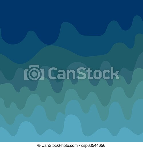 Design business concept Empty copy space modern abstract background Wave Vector Multi Tone Blank Copy Space for Cards Ads Presentation Poster - csp63544656