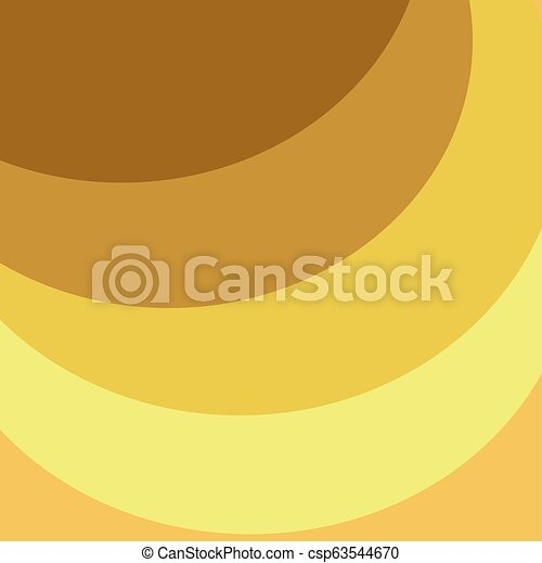 Design business concept Empty copy space modern abstract background Layered Arc Multi Tone Blank Copy Space for Poster Presentations Web Design - csp63544670