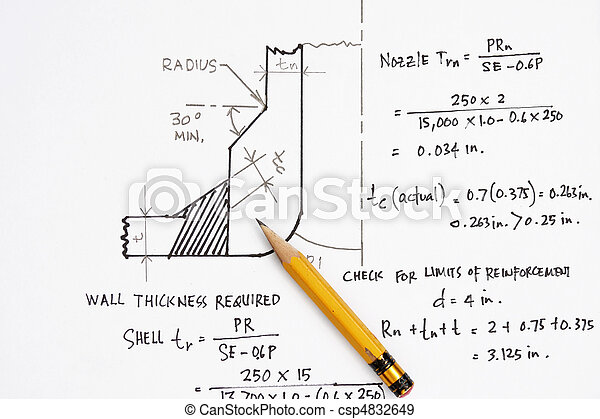 Design calculation of ASME nozzle - csp4832649