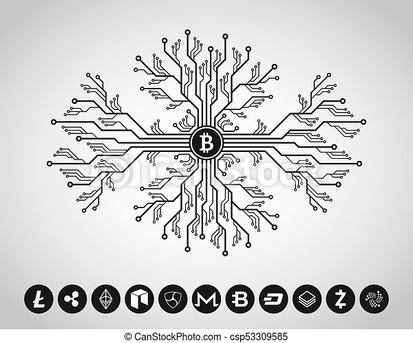 Groovy Design Concept For Cryptocurrencies Wiring 101 Swasaxxcnl