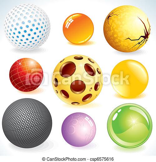 Design Spheres - csp6575616