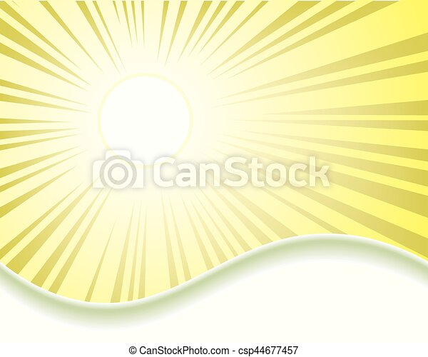 design with sun rays design delicate yellow color with the rh canstockphoto com sun rays clip art images sun rays clipart png