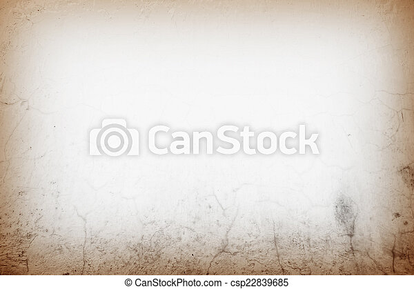 Designed grunge Old cement wall texture, background - csp22839685