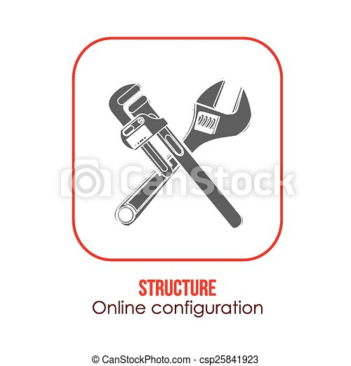 design,vector illustration. - csp25841923