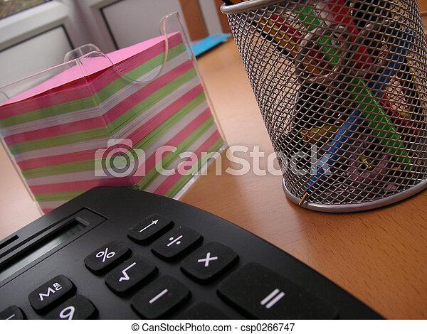 desk accessories - csp0266747