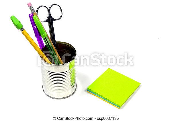 Desk Items 2 - csp0037135