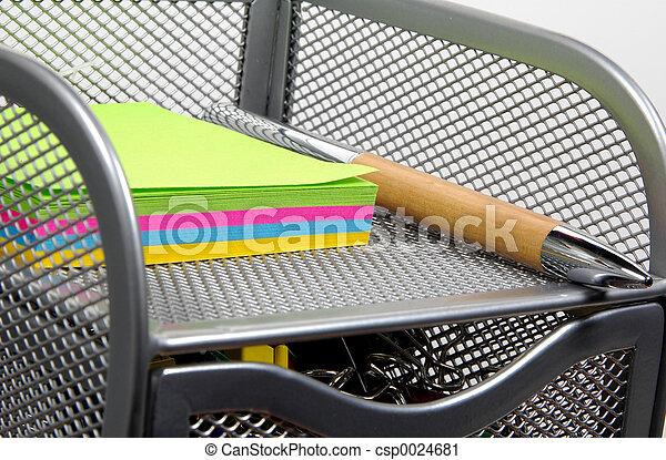Desk Organizer 2 - csp0024681