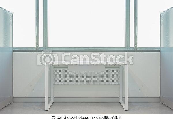 desk - csp36807263