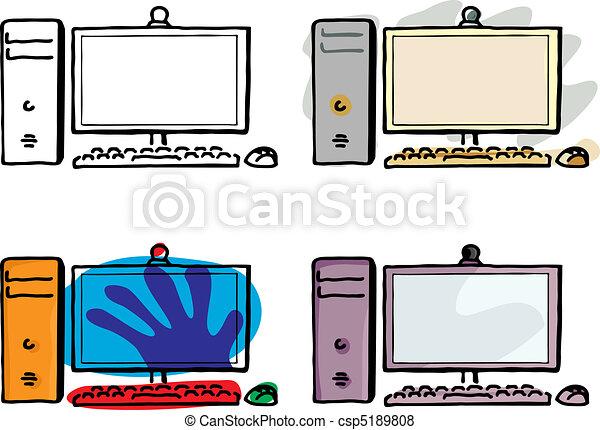 Desktop Computer - csp5189808