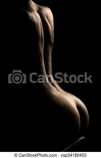 Desnudo de mujer modigliani