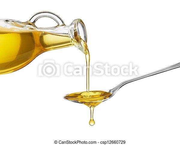 despejar, óleo - csp12660729