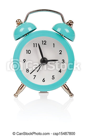 Reloj de alarma - csp15487800