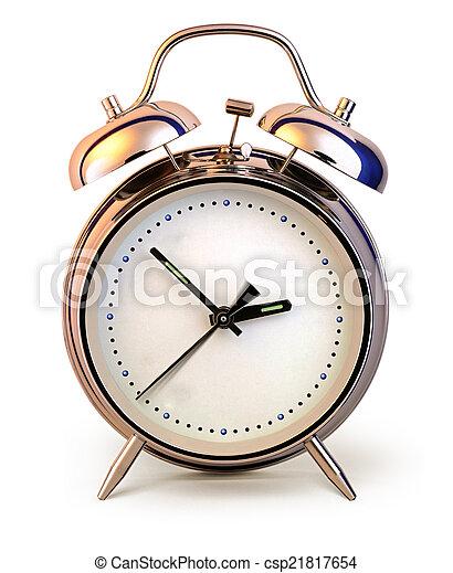 Reloj de alarma - csp21817654