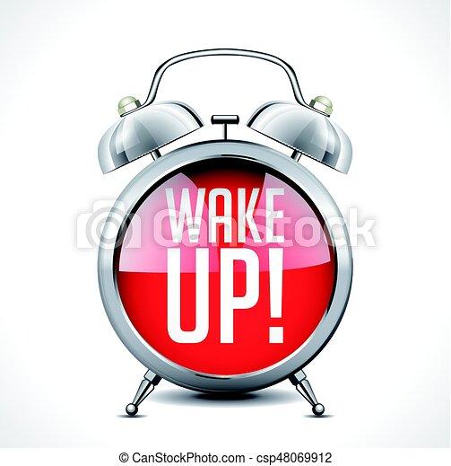 Reloj de alarma - csp48069912