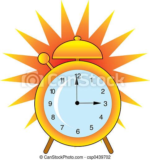 Reloj de alarma - csp0439702