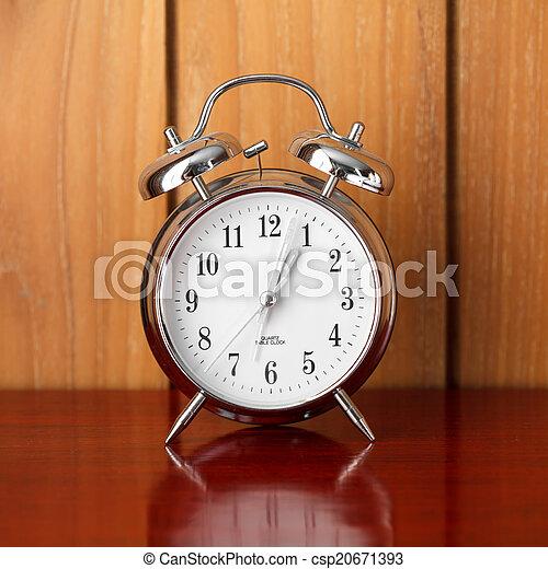 Reloj de alarma - csp20671393