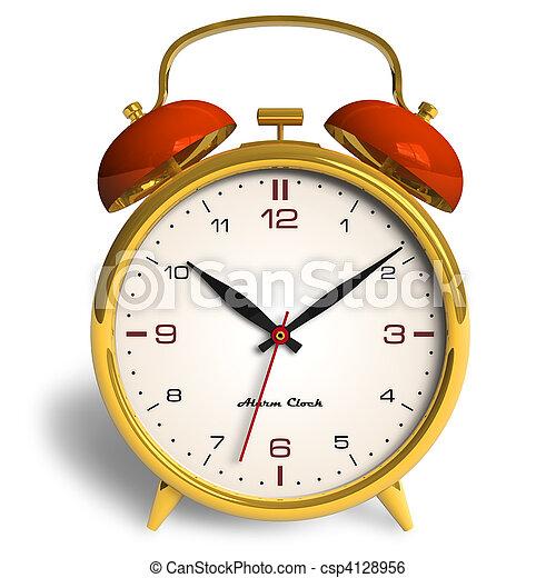 Reloj de alarma - csp4128956