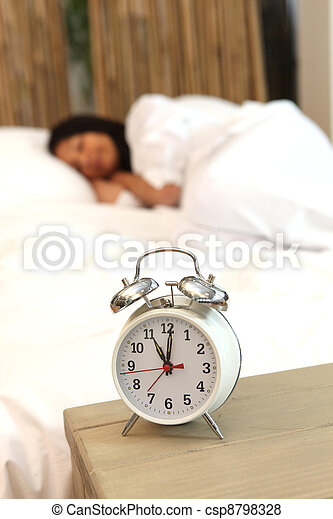 Reloj de alarma - csp8798328