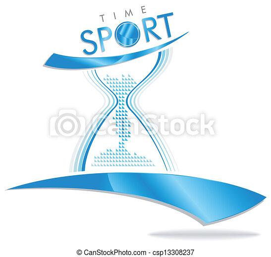 desporto, tempo - csp13308237