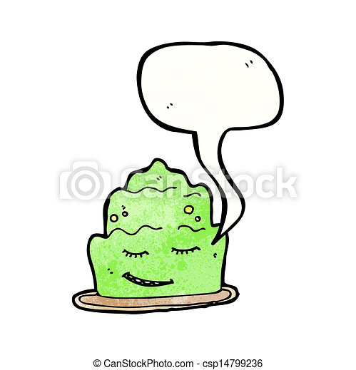 Dessert gel e dessin anim vecteurs search clip art - Dessert dessin ...