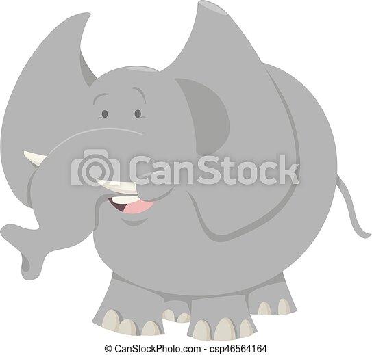 dessin anim233 animal 233l233phant mignon caract232re clip