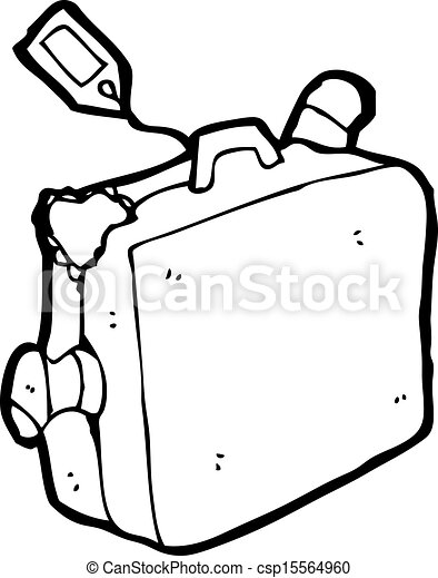 Dessin anim valise - Dessin de valise ...