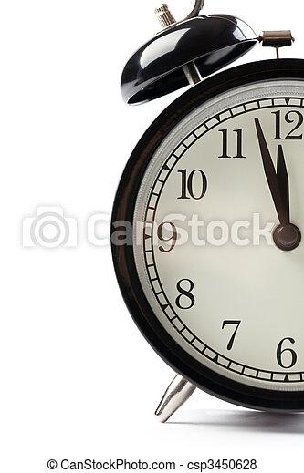 detail of alarm clock - csp3450628