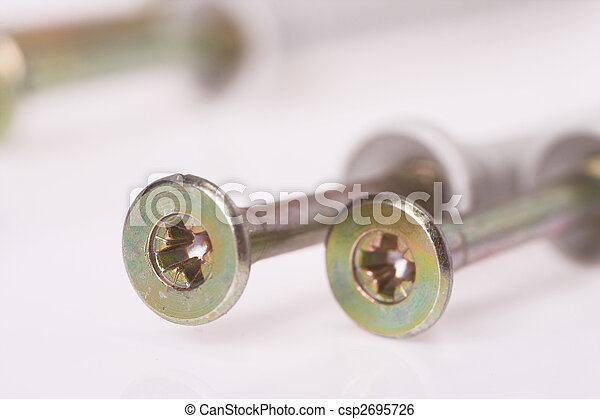 detail of screws - csp2695726