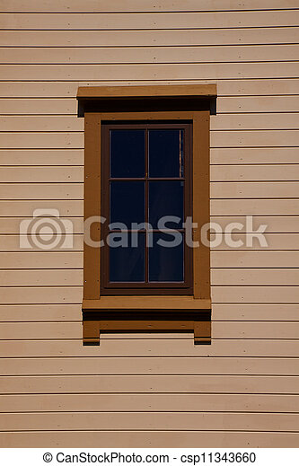 Detail of window - csp11343660
