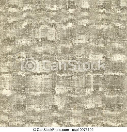detaljerad, solbränna, säckväv, tyg, utrymme, årgång, grå, rustik, linne, naturlig, bakgrund, strukturerad, grunge, gammal, beige, avskrift, gulaktig, struktur - csp10075102